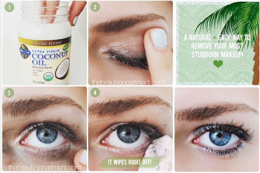 Diy Waterproof Eye Makeup Remover Skye Hansen